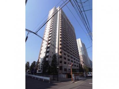 クレッセント東京ヴュータワーの外観