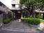 ダイアパレス松陰神社のエントランス