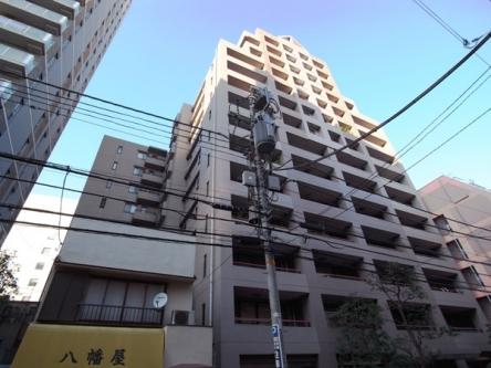 恵比寿シティハウスの外観