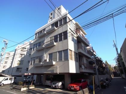 渋谷原町アビタシオンの外観