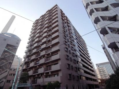 ライオンズマンション渋谷シティの外観