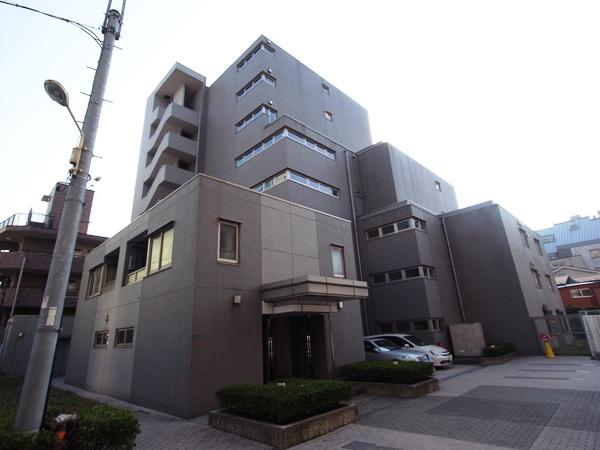 WSWウィズウィース渋谷神南S棟の外観
