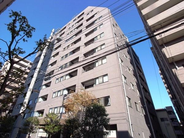 シーアイマンション根津弥生坂の外観