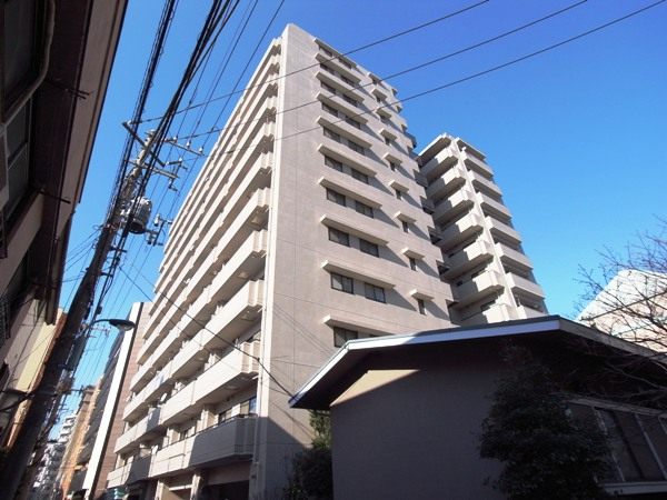リーラ文京本駒込の外観