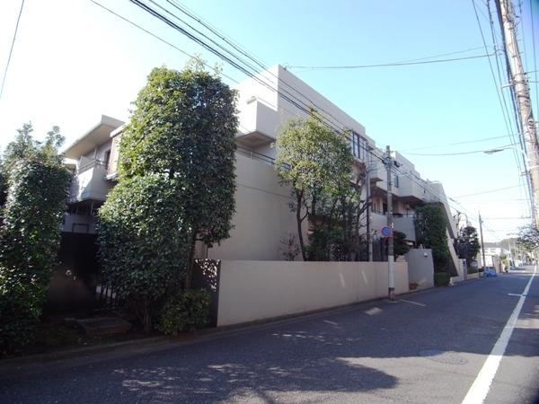 善福寺タウンホームの外観