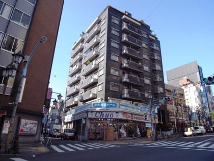 高円寺ナショナルコートの外観