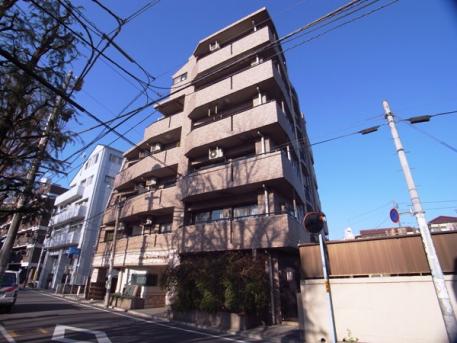 ライオンズマンション高円寺第2の外観