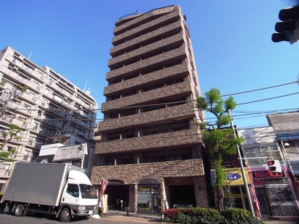 フェニックス高円寺弐番館の外観