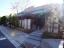 パークハウス松ノ木のエントランス