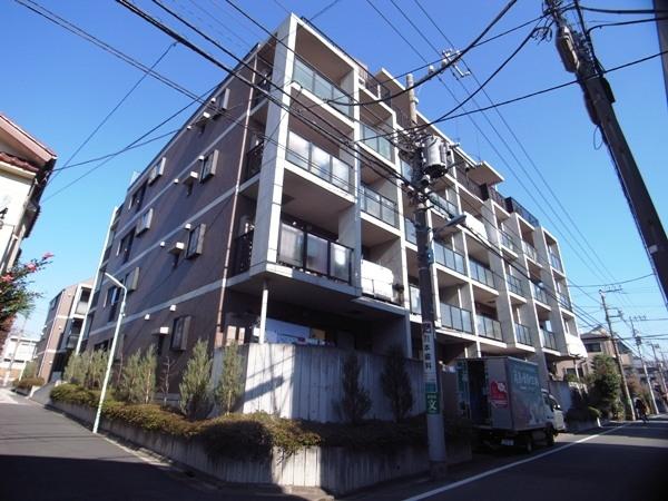 杉並新高円寺ロジュマンの外観