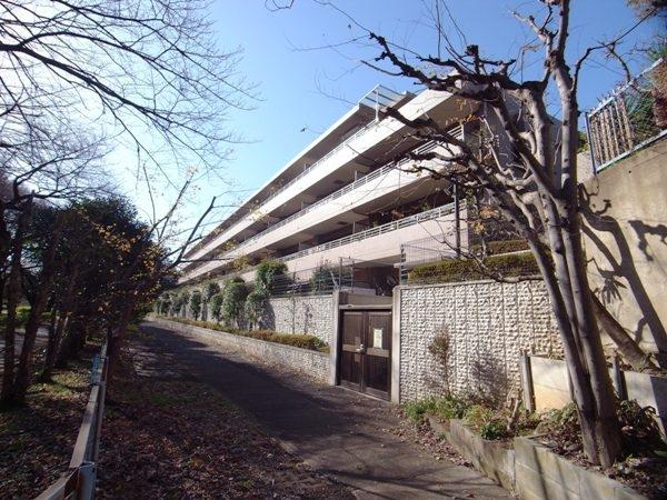Lフォレスト杉並善福寺川公園前の外観