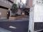 朝日シティパリオ高井戸のエントランス