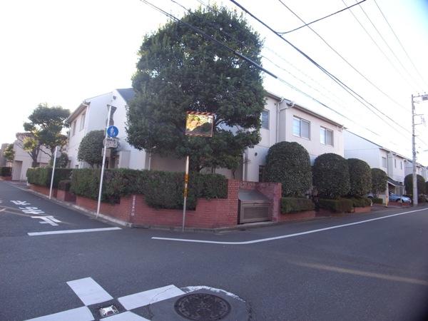 浜田山タウンホーム2の外観