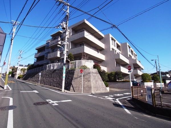浜田山ヒルズ壱丁目の外観