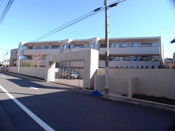 ルネイズム浜田山プロフォルトの外観