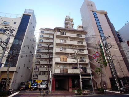 五反田サマリヤマンションの外観