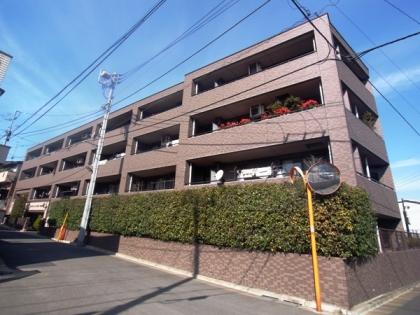 ドラゴンマンション桜台壱番館の外観
