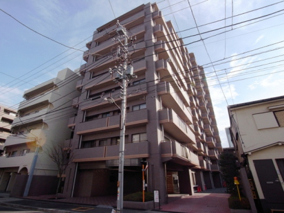 菊川南ガーデンハウスの外観