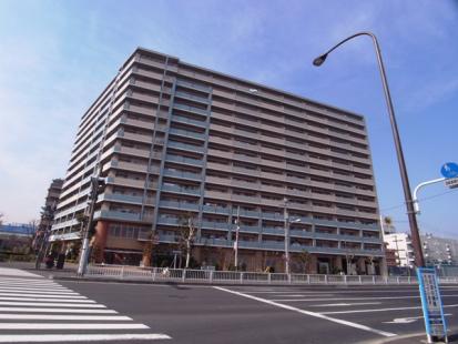東京ベイ・リベロシティの外観