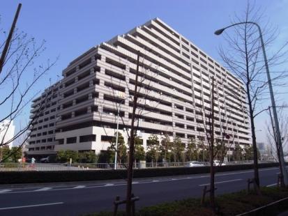 クレストフォルム東京アヴァンセの外観