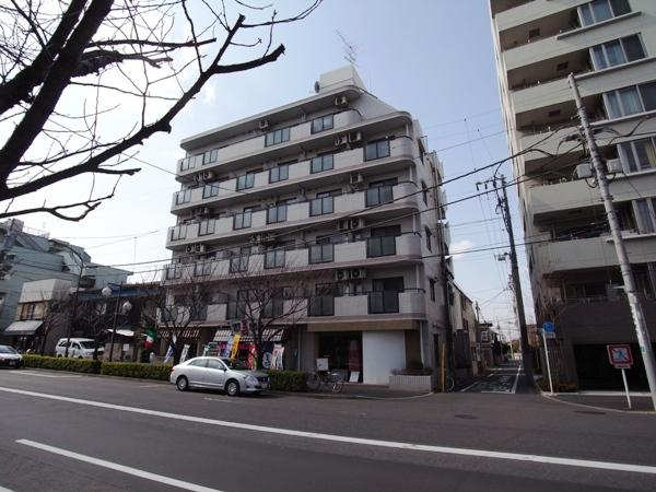 ライオンズマンション東長崎第3の外観