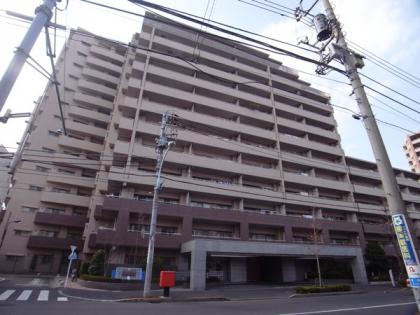東京アクアージュの外観