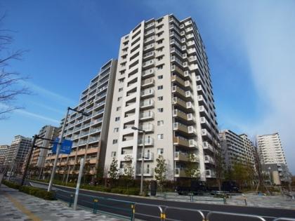 アクアテラ 東京ブルーの外観