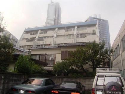 参宮橋コーポラスの外観
