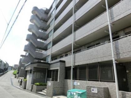 二俣川パークホームズ弐番館の画像1枚目(外観、エントランス、前面の通り等)