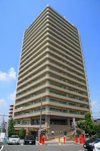 シティマークタワー21の画像1枚目(外観、エントランス、前面の通り等)