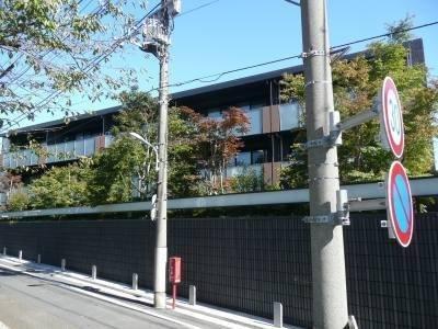 ザパークハウス洗足池桜山の画像1枚目(外観、エントランス、前面の通り等)