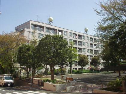 希望ヶ丘第2コーポラスD棟の画像1枚目(外観、エントランス、前面の通り等)