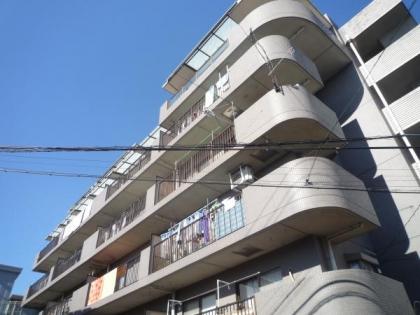 サントレヴィラ横浜の画像1枚目(外観、エントランス、前面の通り等)